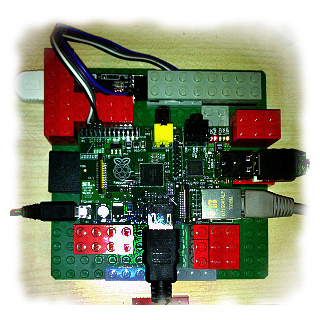 Nick's Raspberry Pi